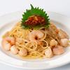 レストラン&me - 料理写真:海の幸 和風ペペロンチーノ