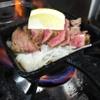 天家 まるまさ - 料理写真:タン芯ステーキ
