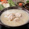 いちばん地鶏 - 料理写真:丸鶏を炊き出した阿波尾鶏の水炊き