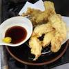 天家 まるまさ - 料理写真:鶏天5個盛り790円!頼めば頼むほどお得になります!からしポン酢でどうぞ!