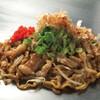 お好み焼 鉄板焼 ごっつい錦糸町 - 料理写真:自家製極太生麺を茹でたてで使用。ぷりぷりの食感を是非お試しください。