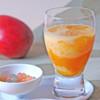 香家 - 料理写真:フレッシュマンゴーを使ったタピオカマンゴージュース!
