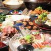 桜座蔵 - 料理写真:種類豊富なコース料理