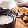 もち乃き - 料理写真:土鍋ごはん