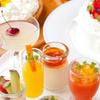 レスポワール・ドゥ・カフェ - 料理写真:宝石のようにショーケースに並ぶ『3種類選べるデザート』は常時20種類以上