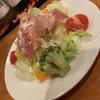 #010 - 料理写真:◦生ハムサラダ