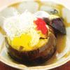 日本料理 岩戸 - 料理写真:賀茂茄子揚げ出し