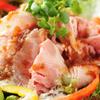 cafe&bar boo - 料理写真:常に新鮮な野菜やお肉を仕入れ。自分が食べたいものが基本