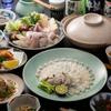 CADET 山田屋 - 料理写真:梅コース(ふぐちりは2人前です)