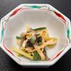 CADET 山田屋 - 料理写真:ふぐ皮(とうとう身)酢味噌和へ