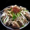 もつ鍋らく - 料理写真:きのこのもつ鍋1380円