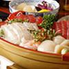 竹内 - 料理写真:お刺身 舟盛り