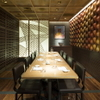 NOBU TOKYO - 内観写真:会食に最適な個室もご用意してます。