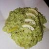 新橋ワイン食堂 NAGARE - 料理写真:バジルとレモンのリゾット
