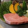 焼肉ハウスさんちく - 料理写真:リブ芯ステーキ