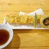 海鮮居酒屋 天秤棒 - 料理写真:穴子一本揚げ
