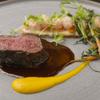 フランス料理 サンク - 料理写真:奈良県産鹿