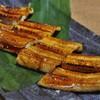 魚樽 - 料理写真:広島産穴子の蒲焼き