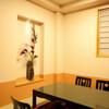うなぎ福本 - 内観写真:2階の個室