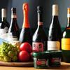 イルチェーロ - メイン写真:ワイン+素材