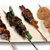 三代目 むら上 - 料理写真:串焼き