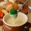 欧風料理酒場 カミイ - 料理写真:とろける2種類のチーズが濃厚&クリーミーな『アツアツチーズフォンデュ』