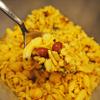 さっぽろルーカレーNAGAMIYA - 料理写真:アクセントのインド菓子