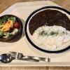 珈琲スタンド - 料理写真:カレー、パスタ、ハンバーグにはサラダも付きます♪