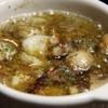 ボルネ - 料理写真:タコとマッシュルームのアヒージョ