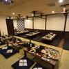 長州屋 - 内観写真:大人数収容の大広間