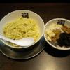 らーめん 潤 - 料理写真:つけめん 870円(大盛+150円、倍盛+300円)