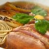 箱根暁庵 - 料理写真:鯖節を加えた温かい出汁がまろやかな『合鴨南蛮』