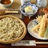 箱根暁庵 - 料理写真:蕎麦の多彩な味わいを愉しめる人気のセット『暁』