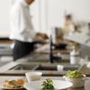 ヴィクトリアグローブ - 内観写真:五感で感じるオープンキッチン