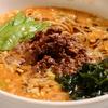 精華苑 - 料理写真:坦々麺 タンタンメン