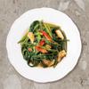 マンゴツリーキッチン - 料理写真:空心菜炒め