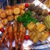 つちの子 - 料理写真:新メニュー 串揚げを始めました!!! 10種類以上取り揃えております。
