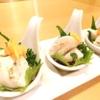 居酒屋 酒神 三代目 - 料理写真:春は桜鯛の白子♪少し炙ってありますよ♪