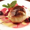 海華月 - 料理写真:アイスクリームの竹串焼き