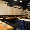 串焼き 大地 - 内観写真:テーブル席