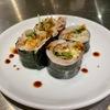 麺ハチイチ/81 NOODLE BAR - 料理写真:夜のメニュー伊根ブリの海苔巻き
