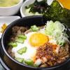 炎 - 料理写真:牛トロトロロ丼