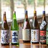 とんかつ 今井 - メイン写真:日本酒集合