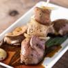 焼き鳥ワイン酒場 TORI−BUDOU - 料理写真:名物!白レバー