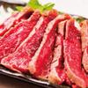桜なべ 中江 - 料理写真:炙って映える桜肉の旨味。夏だけの特別メニュー「炙り馬刺し」