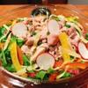 はん亭 - 料理写真:テイクアウト・牛しゃぶと飾り野菜の冷製パスタ