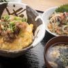 お好み たまちゃん - 料理写真:ホルモン丼定食