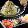 南国酒家 - 料理写真:夏季限定冷やし麺