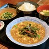 丸鶏 るいすけ - 料理写真:マーボー豆腐定食