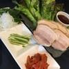 てびち屋本舗 - 料理写真:ゆで豚と野菜のポッサム仕立て